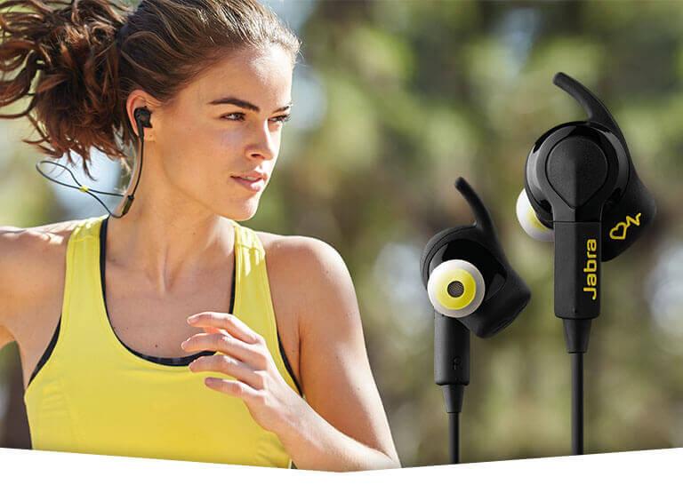 Écouteurs sans fil pour les séances de gymnastique